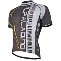 Bar Codes Men's Cycling Bicycling Jersey Short Sleeve Summer T-shirt NO.780 -  Cycling Apparel, Cycling Accessories | BestForCycling.com