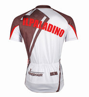 Brown White Men's Cycling Jersey Summer Exercise Bicycling Shirts  NO.781 -  Cycling Apparel, Cycling Accessories | BestForCycling.com