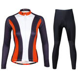 Ilpaladino Red-collar Women's Long-Sleeve Cycling Jersey/Suit Biking Shirts Breathable  Spring Autumn Exercise Bicycling Pro Cycle Clothing Racing Apparel Outdoor Sports Leisure Biking Sport Clothes NO.736 -  Cycling Apparel, Cycling Accessories | BestForCycling.com