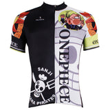 ONE PIECE Series Pirates Vinsmoke Sanji  Men's Cycling Jersey Team Jacket Leisure T-shirt Summer Spring Autumn Clothes Sportswear Anime Animation Manga NO.406 -  Cycling Apparel, Cycling Accessories | BestForCycling.com