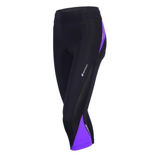 Summer Womens 3/4 Cycling Biking Pants Quick-dry Bicycle Clothes violet/rose red/black/blue NO.GL001 -  Cycling Apparel, Cycling Accessories | BestForCycling.com