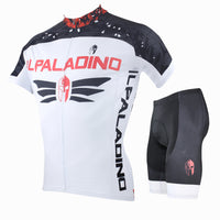 ILPALADINO Maple Leaf Man's Short-sleeve Cycling Suit Team Kit Jacket T-shirt Summer Suit Spring Autumn Clothes Sportswear Wing NO.006 -  Cycling Apparel, Cycling Accessories | BestForCycling.com