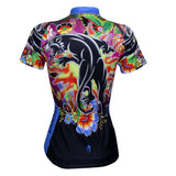 Black-panther walking Women's Short/Long-Sleeve Cycling Jersey and  Black cat Jersey 118 -  Cycling Apparel, Cycling Accessories | BestForCycling.com