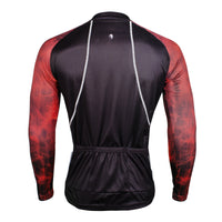 Best-seller Men's Black Sportwear Quick-dry Long-sleeve Cycling Jersey Breathable Ultraviolet Resistant Outdoor Sport Bike Shirt for Spring Fall Autumn 384 -  Cycling Apparel, Cycling Accessories | BestForCycling.com