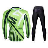 ILPALADINO  Men's Long Sleeves Cycling Jerseys Winter Pro Cycle Clothing Racing Apparel Outdoor Sports Leisure Biking shirt NO.731 (Velvet) -  Cycling Apparel, Cycling Accessories | BestForCycling.com