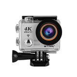 Pro4S 4K 30fps Full HD Action Camera Sony Sensor 20MP Shooting 3-Hours Life G-SENSOR Aerial Photography WIFI 2.4G Remote Image Transmission Waterproof for 45M Underwater Sport Slow Motion Time-Lapse -  Cycling Apparel, Cycling Accessories | BestForCycling.com