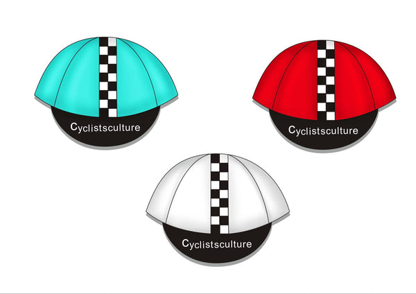 60 pcs Customized Cycling Caps -  Cycling Apparel, Cycling Accessories | BestForCycling.com