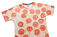 Food Orange Mens T-shirt Graphic 3D Printed Round-collar Short Sleeve Summer Casual Cool T-Shirts Fashion Top Tees DX802010# -  Cycling Apparel, Cycling Accessories | BestForCycling.com