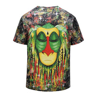 Apes and Monkey Thinking Mens T-shirt Graphic 3D Printed Round-collar Short Sleeve Summer Casual Cool T-Shirts Fashion Top Tees DX803010# -  Cycling Apparel, Cycling Accessories | BestForCycling.com