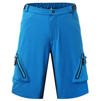 Mens Summer Quick Dry Breathable MTB Shorts #1202B