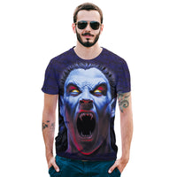 Angry Mens T-shirt Graphic 3D Printed Round-collar Short Sleeve Summer Casual Cool T-Shirts Fashion Top Tees DX801011# -  Cycling Apparel, Cycling Accessories | BestForCycling.com