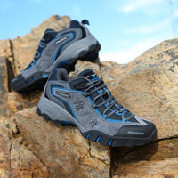 Hiking Shoes Mesh Breathable Climbing Walking Running Gym Athletics Running Walking Outdoor Sports Training Sneaker Couples NO. 8061 -  Cycling Apparel, Cycling Accessories | BestForCycling.com