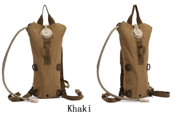 BL018 Foldable Hydration Pack Water Carrier with Adjustable Shoulder Strap and Water Bladder Water Container Canteen Pouches Tactical Reservoir Durable Water Backpack with 3L Water Bladder, Perfect for Running,Hikking,Climbing,Cycling -  Cycling Apparel, Cycling Accessories | BestForCycling.com
