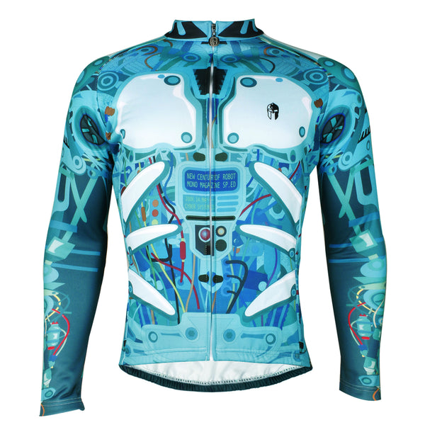 ILPALADINO Men's Long Sleeves  Cycling Jacket Winter  Spring Autumn Exercise Bicycling Pro Cycle Clothing Racing Apparel Outdoor Sports Leisure Biking Shirts 610 (Velvet) -  Cycling Apparel, Cycling Accessories | BestForCycling.com