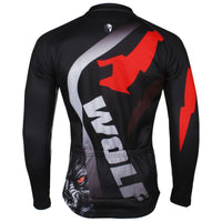 ILPALADINO  Men's Long Sleeves Winter Cycling Jerseys Suit Winter Pro Cycle Clothing Racing Apparel Outdoor Sports Leisure Biking shirt (Velvet) NO.719 -  Cycling Apparel, Cycling Accessories | BestForCycling.com