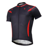 Men's Cycling Biking Jersey Summer Crazy Black Short Sleeve Bike Shirt  Black/White  NO.767 -  Cycling Apparel, Cycling Accessories | BestForCycling.com