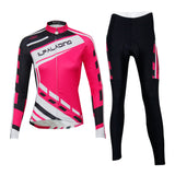 Women's Long Sleeves Cycling Clothing Suits NO.768 -  Cycling Apparel, Cycling Accessories | BestForCycling.com