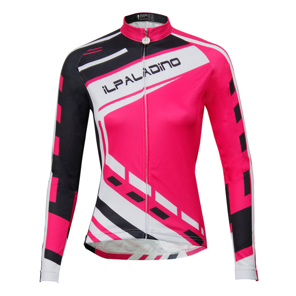 ILPALADINO Cycling Jersey for Girls Bike Shirt Breathable and Comfortable Cycling Clothing Bicycling Summer Spring Autumn Pro Cycle Clothing Racing Apparel Outdoor Sports Leisure Biking Shirts -768 -  Cycling Apparel, Cycling Accessories | BestForCycling.com