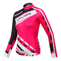 ILPALADINO Women's Long Sleeves Cycling Clothing Suits with Tights Spring Autumn Pro Cycle Clothing Racing Apparel Outdoor Sports Leisure Biking NO.768 -  Cycling Apparel, Cycling Accessories | BestForCycling.com