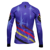 Navy Blue Biking shirt Cycling Jersey and Black Cat Women's Long Sleeves Cycling Jerseys 777 -  Cycling Apparel, Cycling Accessories | BestForCycling.com