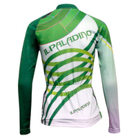 ILPALADINO Women's Long Sleeves Cycling Jersey Apparel Outdoor Sports Gear Leisure Biking T-shirt NO.770 -  Cycling Apparel, Cycling Accessories | BestForCycling.com