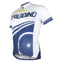 Wheel Men's Mountain Bike Cycling Cycling Jersey Blue and White Summer NO.782 -  Cycling Apparel, Cycling Accessories | BestForCycling.com