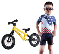 Kids Cycling Jersey Set and Children Road Mountain Bike Short Sleeve with 3D Padded Shorts Breathable -  Cycling Apparel, Cycling Accessories | BestForCycling.com