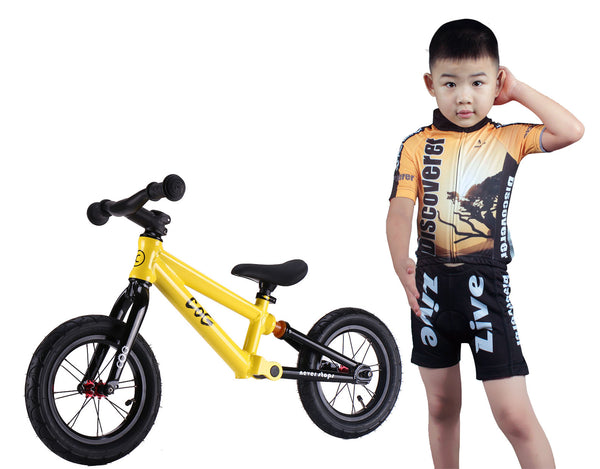 Children Boys' Girls' Cycling Jersey Set Short Sleeve With 3d Padded -  Cycling Apparel, Cycling Accessories | BestForCycling.com