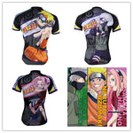 NARUTO Men's Short/long-sleeve Cycling Jersey/Kits/Pant Apparel Outdoor Sports Gear Leisure Biking T-shirt Biking Wear Cartoon World Uzumaki Naruto/Hatake Kakashi -  Cycling Apparel, Cycling Accessories | BestForCycling.com