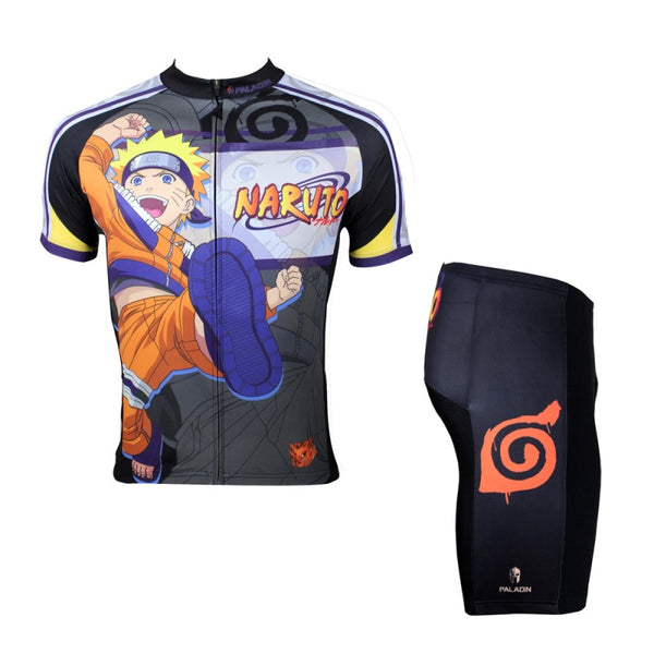 NARUTO Men's Short/long-sleeve Cycling Jersey/Kits/Pant Uzumaki Naruto/Hatake Kakashi -  Cycling Apparel, Cycling Accessories | BestForCycling.com