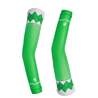 Green Diamond Professional Outdoor Sport Wear Compression Arm Sleeve Oversleeve Pair Breathable UV Protection Unisex NO.X019 -  Cycling Apparel, Cycling Accessories | BestForCycling.com