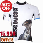 Discover Series-Eagle ILPALADINO Men's Cycling Jersey Bike Shirt Quick Dry Road Bike Pro Cycle Clothing Racing Apparel Outdoor Sports Leisure Biking T-shirt  Wear Breathable 303 -  Cycling Apparel, Cycling Accessories | BestForCycling.com