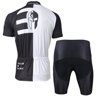 ILPALADINO Wolf Soldier Man's Short-sleeve Cycling Stripy Suit Team Kit Jacket Summer Suit Spring Autumn Clothes Sportswear Apparel Outdoor Sports Gear Leisure Biking T-shirt Black NO.007 -  Cycling Apparel, Cycling Accessories | BestForCycling.com