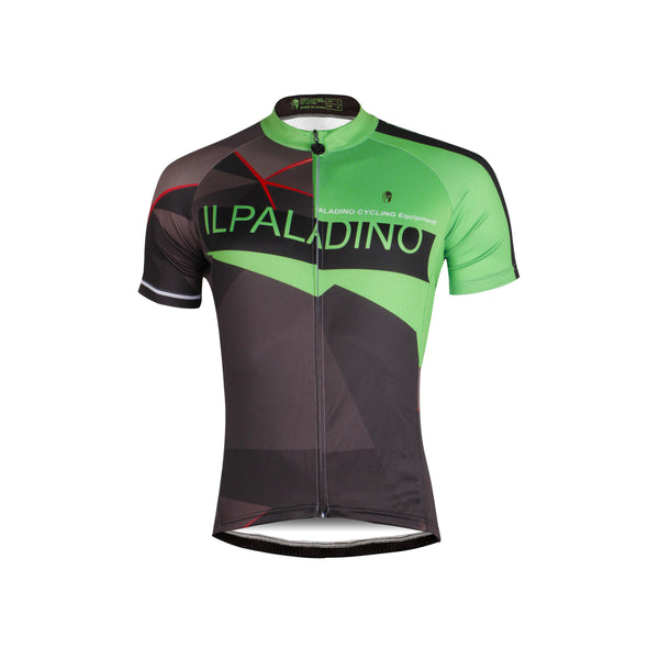 Green&Black Men's Summer Cycling Shirt Jersey NO.689 -  Cycling Apparel, Cycling Accessories | BestForCycling.com