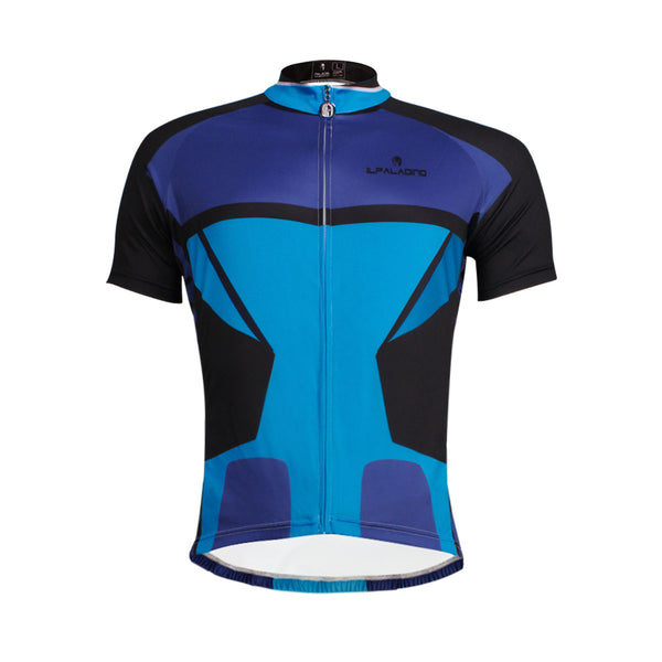 Ilpaladino Cool Blue Sport Breathable Cycling Jersey Men's  Short-Sleeve Sport Bicycling Summer Spring Autumn Pro Cycle Clothing Racing Apparel Outdoor Sports Leisure Biking Shirts Quick Dry Wear NO.647 -  Cycling Apparel, Cycling Accessories | BestForCycling.com