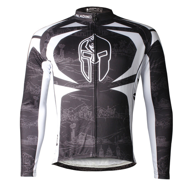 ILPALADINO  Men's  Long Sleeves  Cycling Jersey Pro Cycle Clothing Racing Apparel Outdoor Sports Leisure Biking shirt NO. 009 -  Cycling Apparel, Cycling Accessories | BestForCycling.com