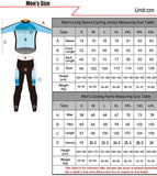 Men's Stylish Hidden-Zipper Long-sleeve Blue Cycling Jersey with Red-cuff Outdoor Bike Leisure Sport Shirt Breathable Quick Dry Bicycle clothing NO.383 -  Cycling Apparel, Cycling Accessories | BestForCycling.com