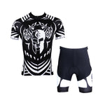 ILPALADINO Knight Mask Skull Sport Shirt Cycling Short/Long Sleeve Jersey/Suit Exercise Bicycling Pro Cycle Clothing Racing Apparel Outdoor Sports Leisure Biking Shirts 077 -  Cycling Apparel, Cycling Accessories | BestForCycling.com