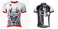 $30.99 for two men's Wild Animal Wolf cycling T-shirts short-sleeve summer sportswear gear Pro Cycle Clothing Racing Apparel Outdoor Sports Leisure Biking T-shirt NO.350/746 -  Cycling Apparel, Cycling Accessories | BestForCycling.com