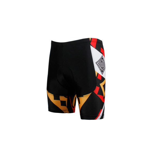 Poker Playing Card Cycling Padded Bike Shorts Spandex Clothing and Riding Gear Summer Pant Road Bike Wear Mountain Bike MTB Clothes Sports Apparel Quick dry Breathable NO. DK638