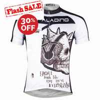 ILPALADINO Music Skull Men's Cycling Jersey Mountain Bike Fits Cycling Apparel for Summer Exercise Bicycling Pro Cycle Clothing Outdoor Sports Leisure Biking Breathable Road Bike Shirt  779 -  Cycling Apparel, Cycling Accessories | BestForCycling.com
