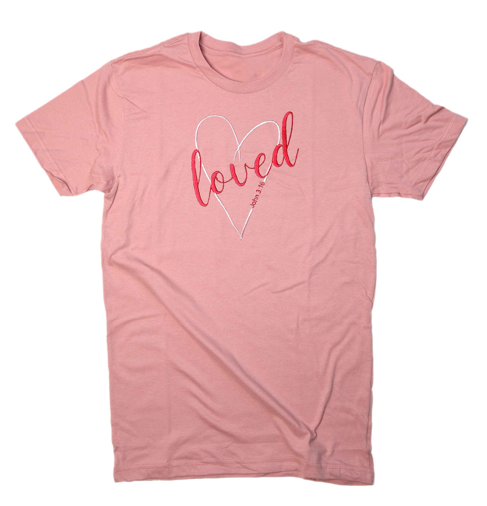 Loved Adult Unisex T-Shirt