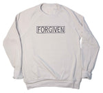 Forgiven Embroidered Sweatshirt