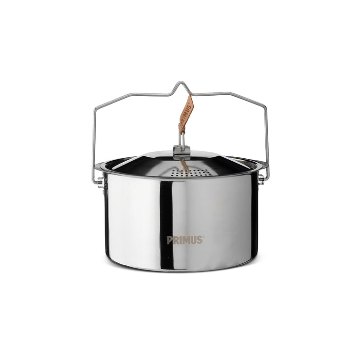Stainless Steel CampFire Pot