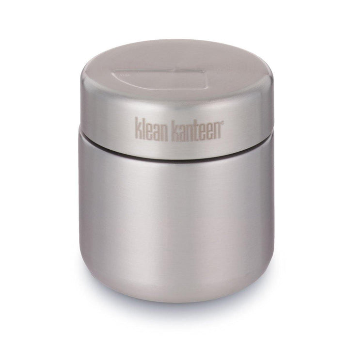 8oz Food Canister Stainless