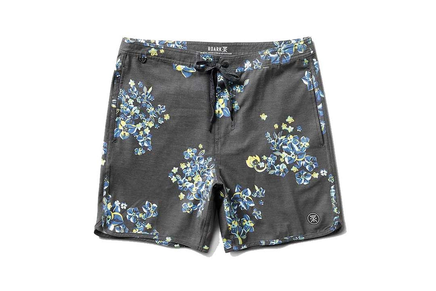 Roark Chiller Forget Me Not Boardshorts 17""