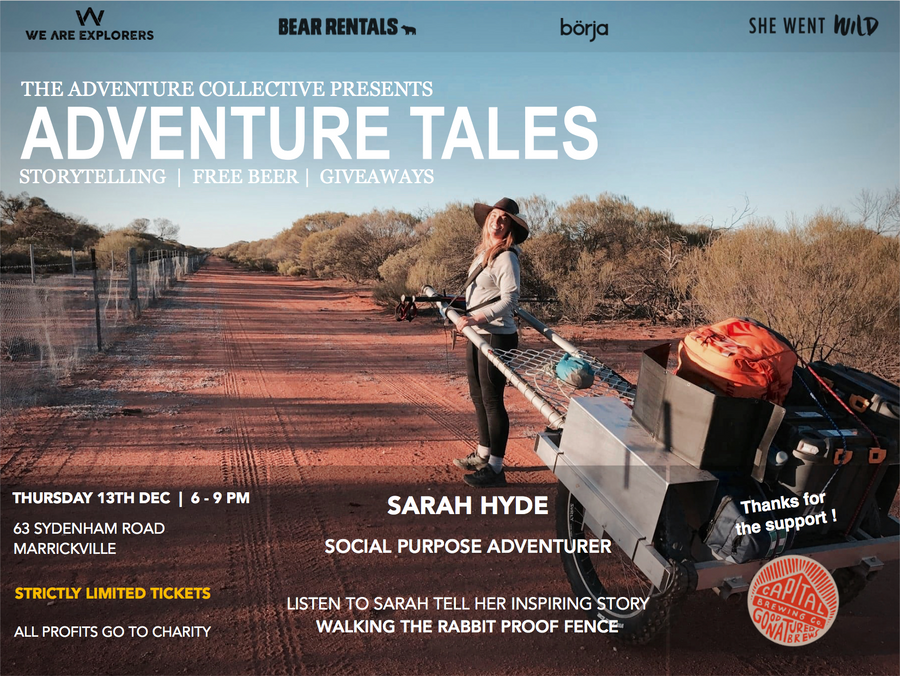 Adventure Tales no. 9 - Sarah Hyde