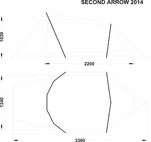 Second Arrow 5 Season Tent