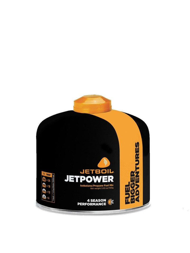 Jetpower Fuel for Jetboil
