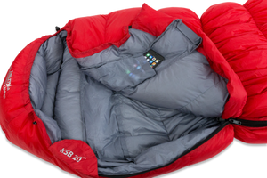 KSB 20 Down Camping Sleeping Bag